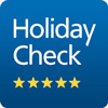 6* Ratings on HolidayCheck